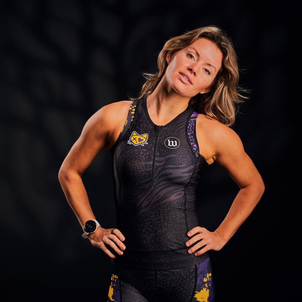 Women's Super Kitty 5 Contender 2.0 Tri Top