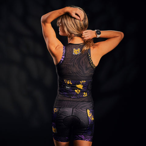 Women's Super Kitty 5 Contender 2.0 Tri Top-hover