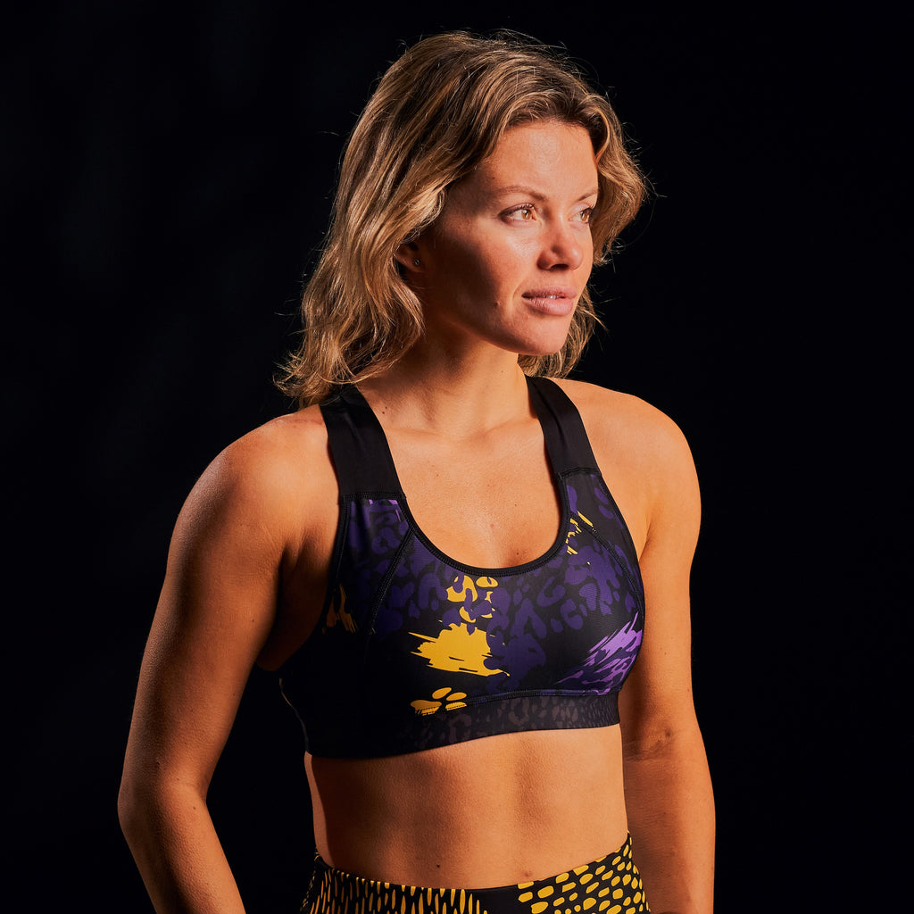 Women's Super Kitty 5 Xena Race Bra