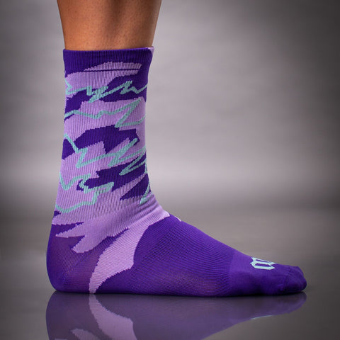 Recon Socks - Purple