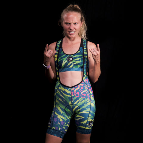 Women's Super Kitty 4 Contender Cycling Bib Short