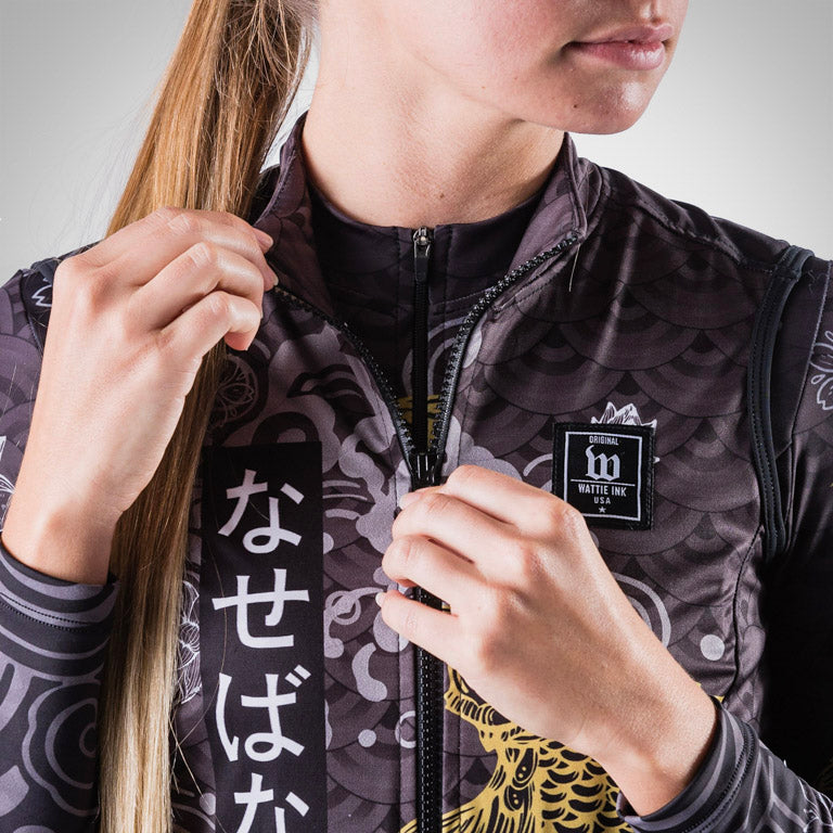 Women's BlackFish2 Gold Edition Wind Vest
