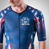 Men's Stars & Skulls Speedsuit