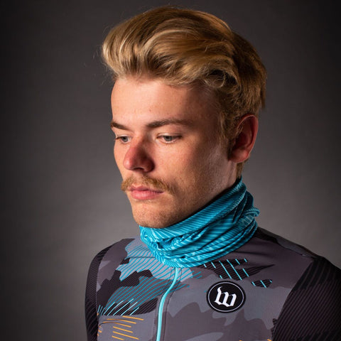 Recon Neck Warmer - Teal