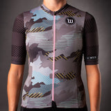Women's Recon Contender 2.0 SS Cycling Jersey - Charcoal