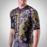 Men's BlackFish2 Gold Edition Cycling Jersey