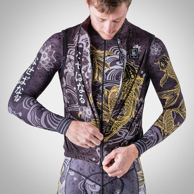 Men's BlackFish 2 Gold Edition Wind Vest