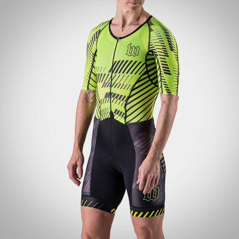 Women s Champion 2.0 Triathlon Speed-Suit - AXIOM Collection - Neon Ic d13fb1ce9