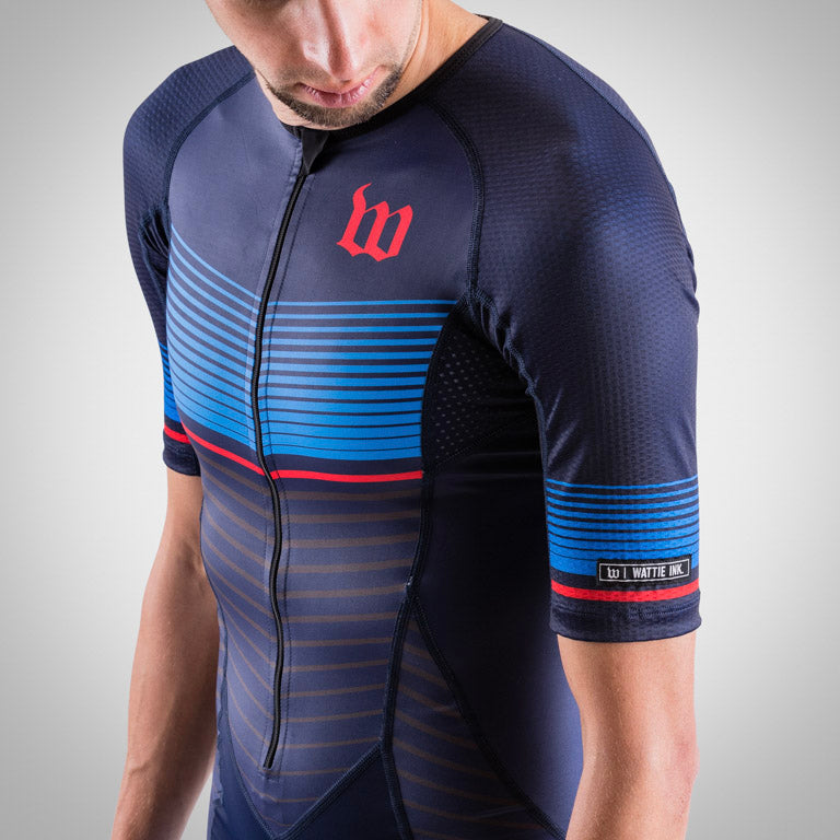 Men's Race Day Speedsuit - Navy