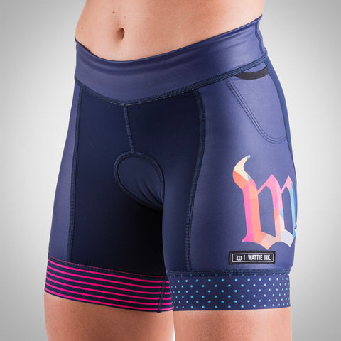 Women's Prism Aero Triathlon Short