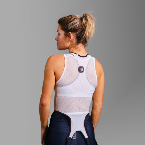 Women's Summer Base Layer - Classic White-hover