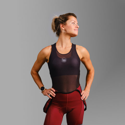 Women's Summer Base Layer - Classic Black