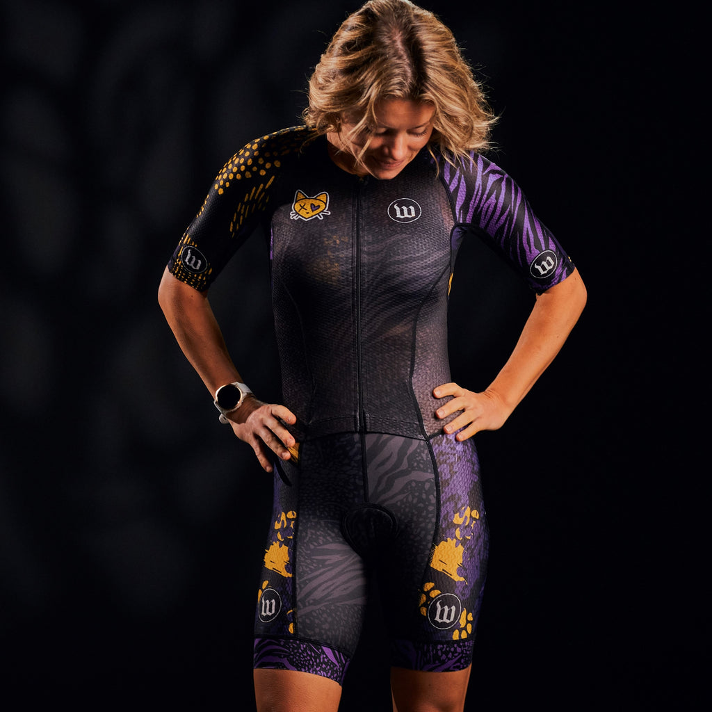 Women's Super Kitty 5 Champion Tri Suit