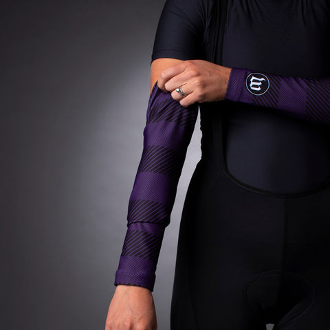 Recon Arm Warmer - Purple