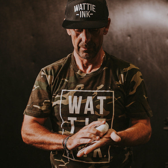 Wattie Spell Out Hat