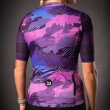 Women's Recon Contender 2.0 SS Cycling Jersey - Purple