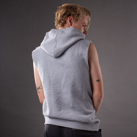 Strand Unisex Pullover Sleeveless Hoodie-hover