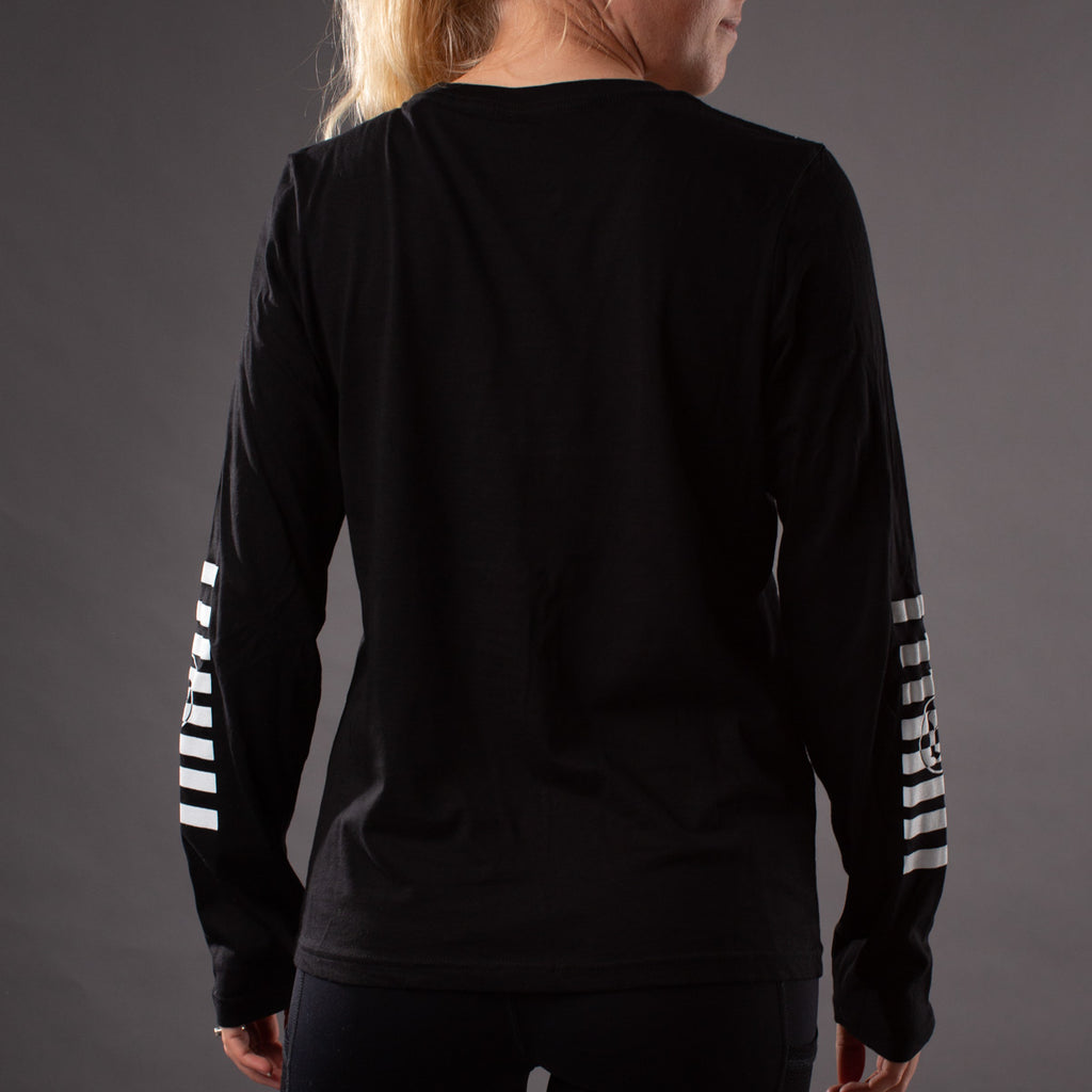 Basilone Womens Long Sleeve Tee