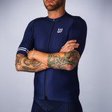 Men's Classic Collection Navy Aero Jersey