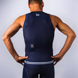 Men's Classic Collection Navy Aero Triathlon Top