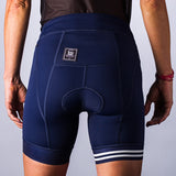 Women's Classics Collection Navy Aero Triathlon Short