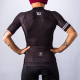 Women's Classic Collection Black Aero Jersey