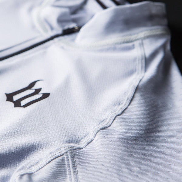 Women's Classic Collection White Aero Jersey