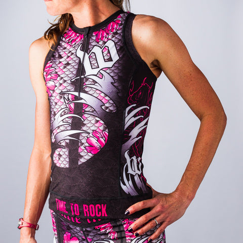 Women's BlackFish Aero Triathlon Top