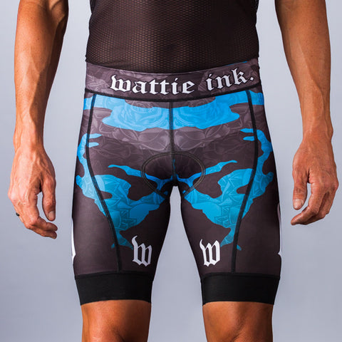Men's SKY Camo Aero Triathlon Short