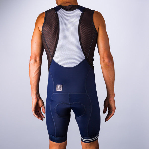 Men's Classics Navy Bib Short