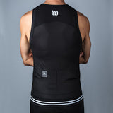 Men's Classic Collection Black Aero Triathlon Top