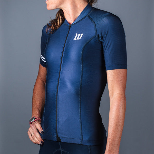 Women's Classic Collection Navy Aero Jersey