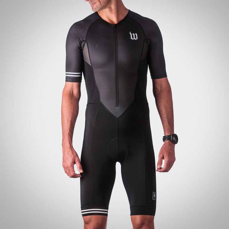Men's Black Classic Collection Speedsuit