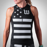 Women's Patriot Collection Aero Triathlon Top