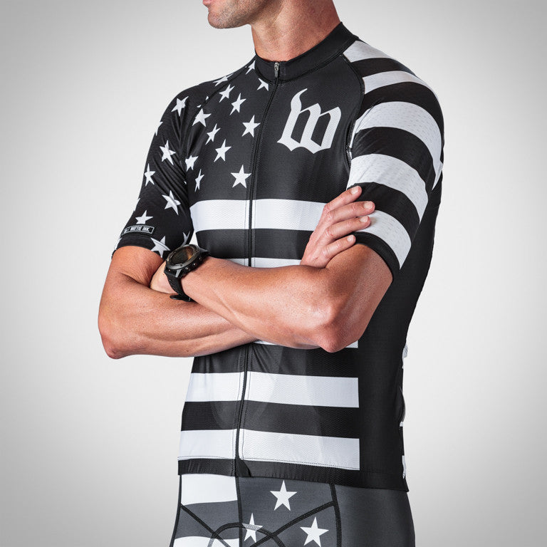 Men's Patriot Tri Aero Jersey