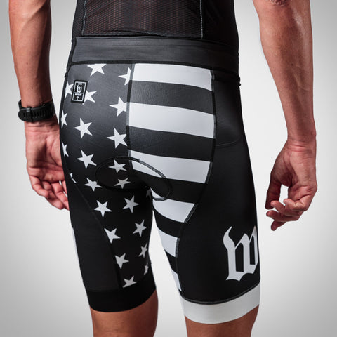 Men's Patriot Tri Short