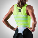 Women's Neon Yellow Base Layer