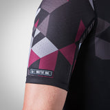 WOMEN'S SPECTRUM COLLECTION MAROON AERO JERSEY