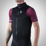 Men's Retro Collection Black Contender Vest