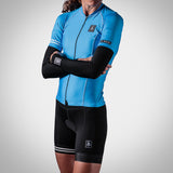 Women's Classic Collection Black Aero Bib Short