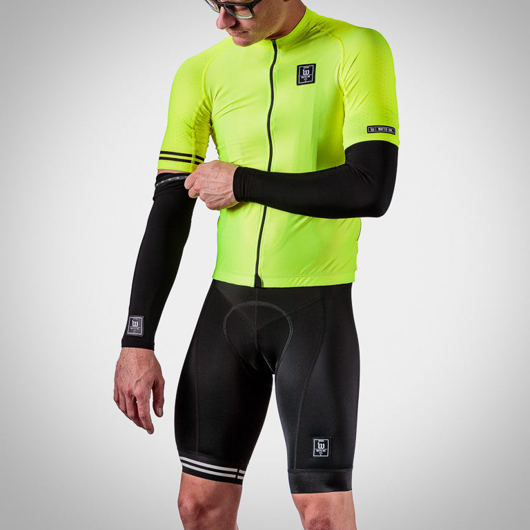 Men's Classics Collection Black Aero Bib Short