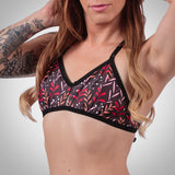 Women's Juniper Tope Triangle Bikini Top