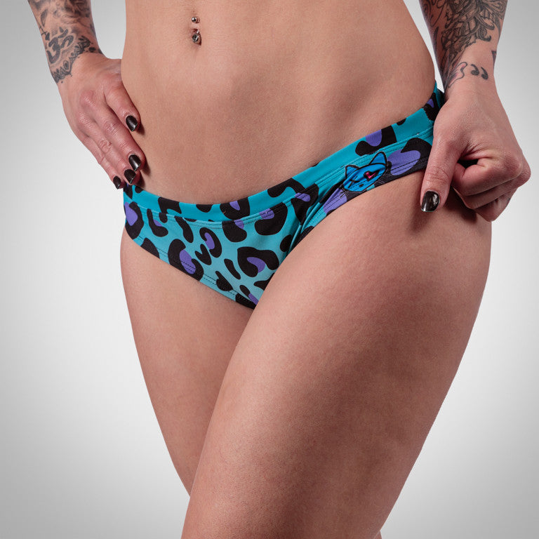 McBride Super Kitty Women's Bikini Bottom