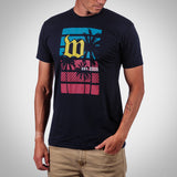 Men's Gambles Navy Tee