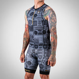 Men's BoomBox Aero Triathlon Top