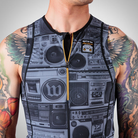 Men's BoomBox Tri Top-hover