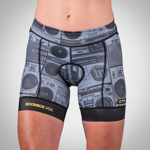 Women's BoomBox Aero Triathlon Short