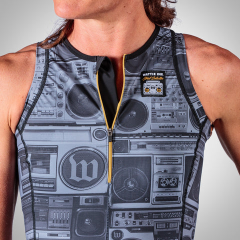 Women's BoomBox Tri Top-hover