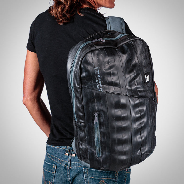 Up-Cycled Backpack