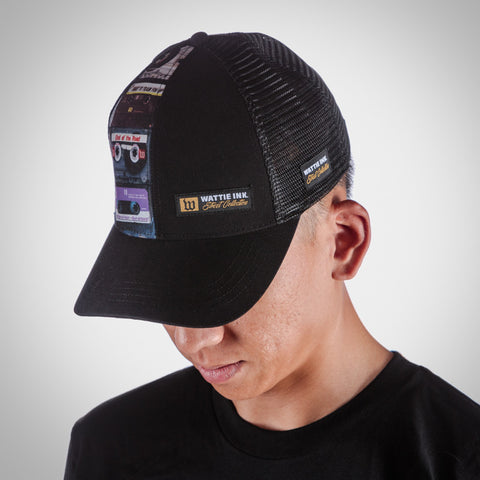 Mixtape Running Trucker Hat
